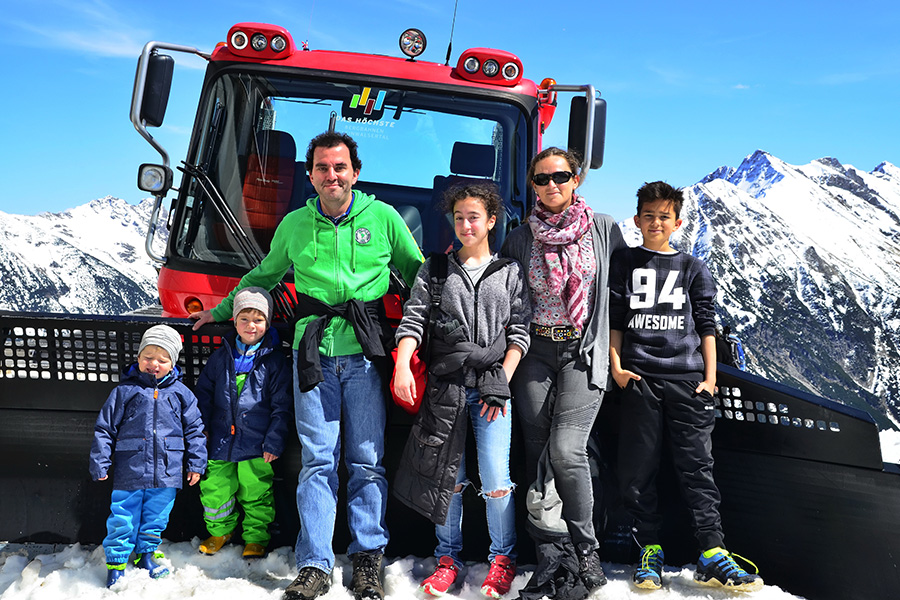 Oberstdorf Ski-/Winterfreizeit 1