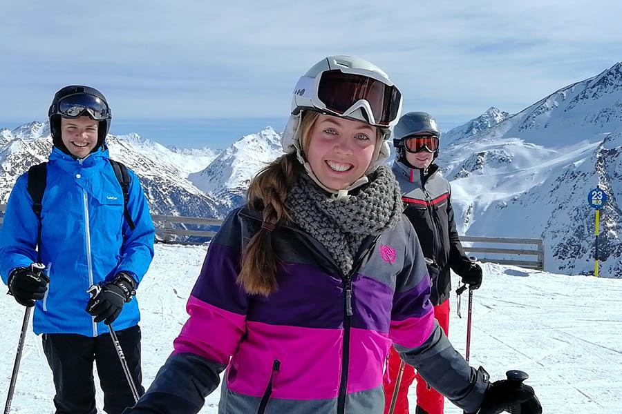 Hirschegg Skifreizeit