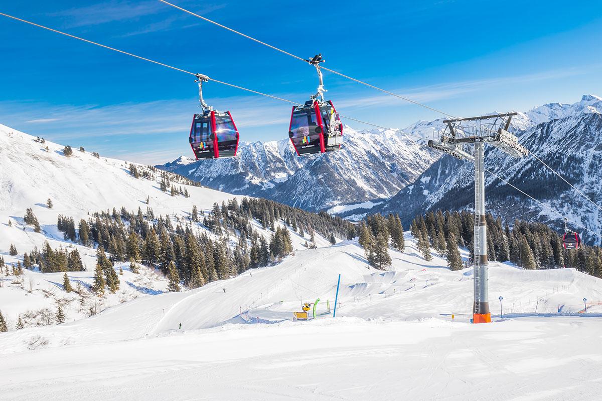Oberstdorf Ski-/Winterfreizeit