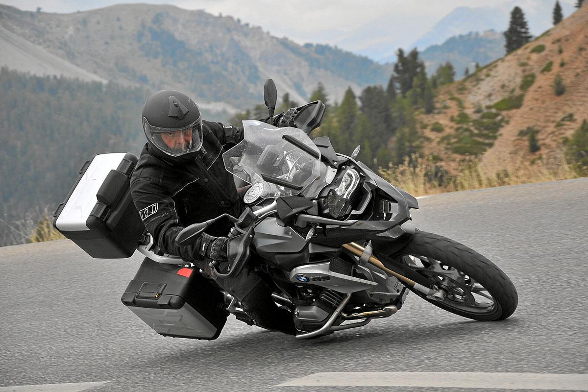 Erzgebirge Motorrad