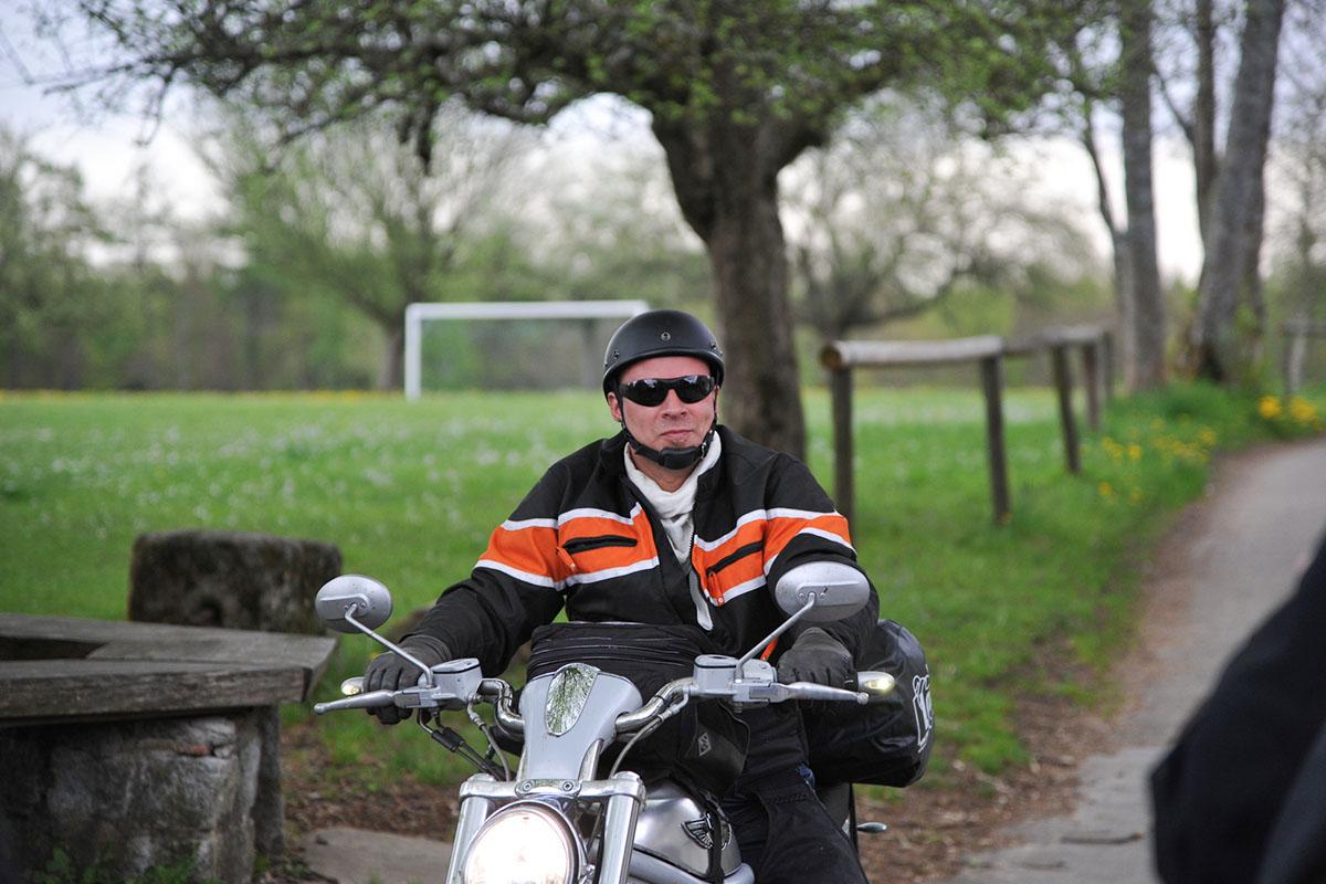 Gundelshausen Motorrad