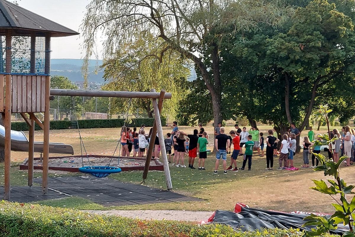Friolzheim KidsSommerCamp