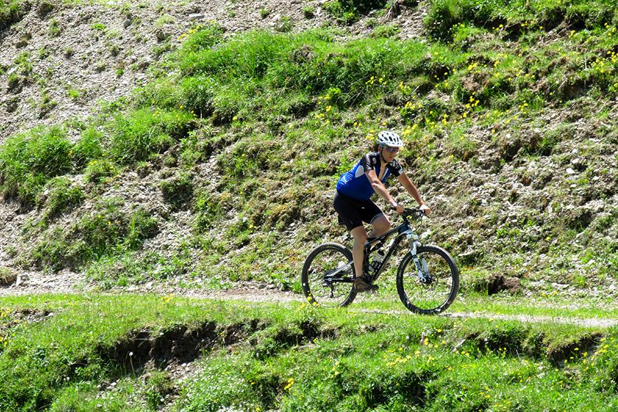Millstätter See Mountainbike